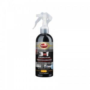 Autosol 3 σε 1 Καθαριστικό για Ανοξείδωτα 250ml