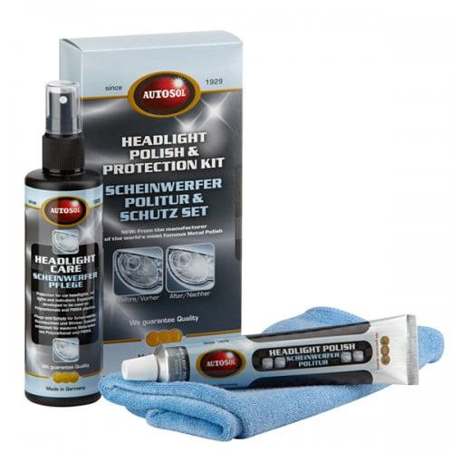 Autosol Σετ Επισκευής & Προστασίας Φαναριών