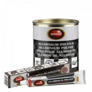 Autosol Αλοιφή για Aλουμίνιο 75 ml